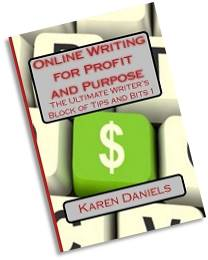 online writing for profit and purpose